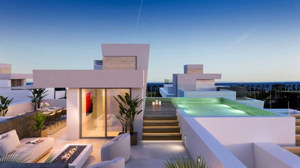 Perlas del Mar_ Roofterrace